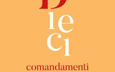Riprende il corso 10 comandamenti